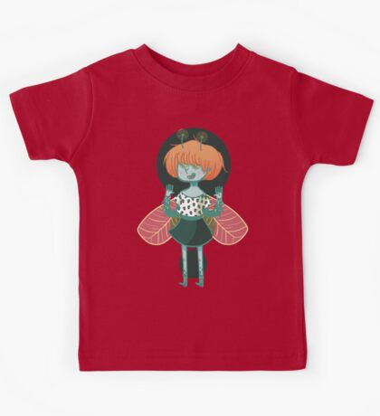 Insect Fairy  Kids Tee