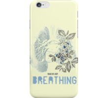 Romantic Ecology iPhone Case/Skin