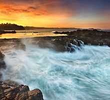 Kiama Sunset by Annette Blattman