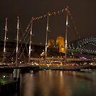 Sydney Night Views by Malcolm Katon