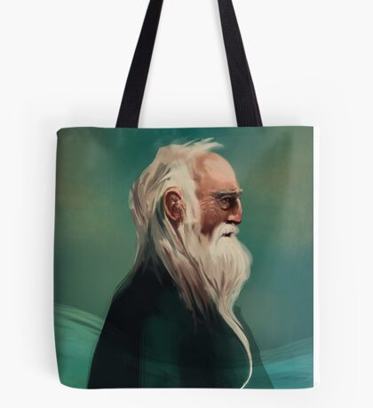 Wire man Tote Bag
