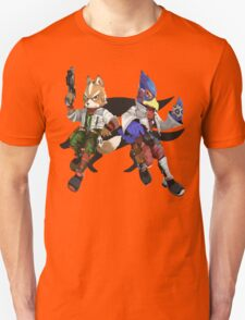 Fox and Falco T-Shirt