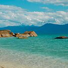 Fitzroy Island at noon by Maksym Hlushko