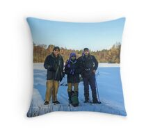 The Only Way Is Essex Throw Pillow