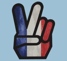 peace paris Kids Clothes