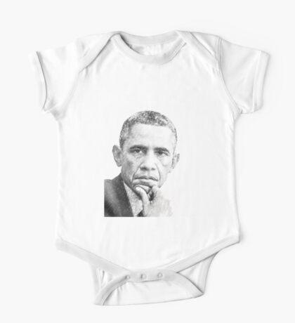 Barack Obama One Piece - Short Sleeve