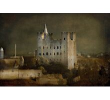 Rochester Castle Photographic Print
