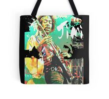 jimi guitar Tote Bag