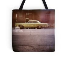 serendipity - Holga double exposure Tote Bag