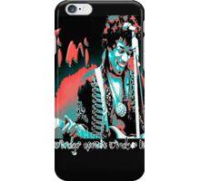 jimi iPhone Case/Skin