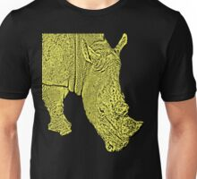 Sunshine and rhino  Unisex T-Shirt