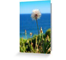 Ocean, Earth & Beyond - Newcastle Greeting Card
