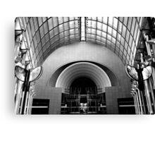 Architecture in B&W  ^ Canvas Print