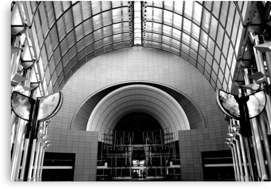 Architecture in B&W  ^ by ctheworld
