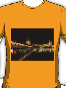 Lucerne Night Beauty II - Painting T-Shirt
