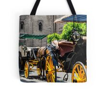 Streets of Sevilla - Spain  Tote Bag