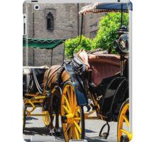 Streets of Sevilla - Spain  iPad Case/Skin