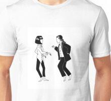 Uncomfortable silences Unisex T-Shirt
