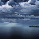 The Pier. by DaveBassett