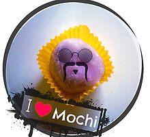 I Love Mochi by ParisDeLaria
