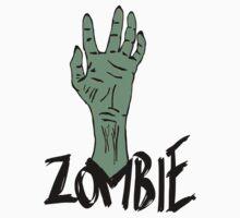 Zombie hand One Piece - Short Sleeve