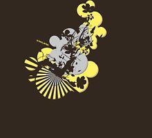 SoFresh Design - Flower Power Womens Fitted T-Shirt
