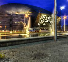 Millennium Centre Cardiff by timmburgess