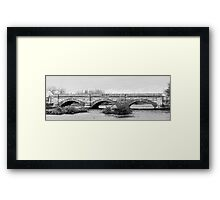 Ross Bridge, Tasmania Framed Print
