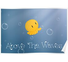 Above The Waves Poster