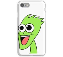 Happy Cartoon face iPhone Case/Skin