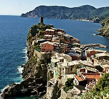 """Monterosso"" by frogwithwings"