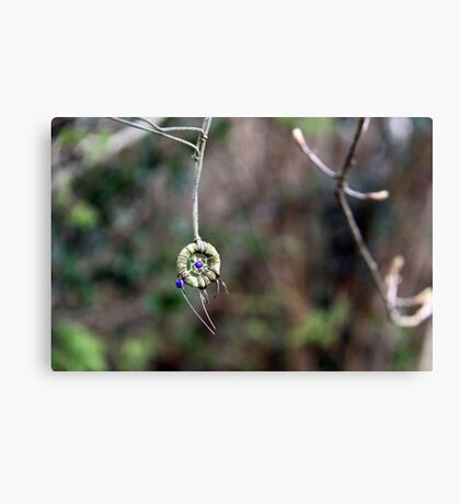 Irish Dreamcatcher Canvas Print