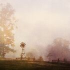 Morning Windmill by David  Guidas