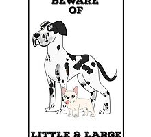 Beware of Little & Large by Iceyuk