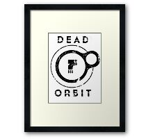 Dead Orbit Legion Framed Print