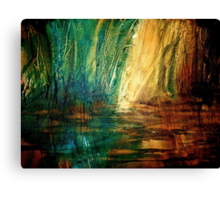 Transience Canvas Print