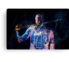 The Tattoo Canvas Print