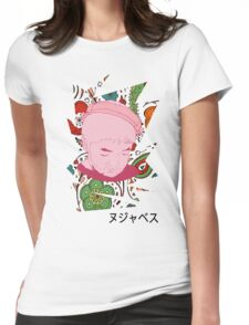 Nujabes (Seba Jun) Womens Fitted T-Shirt