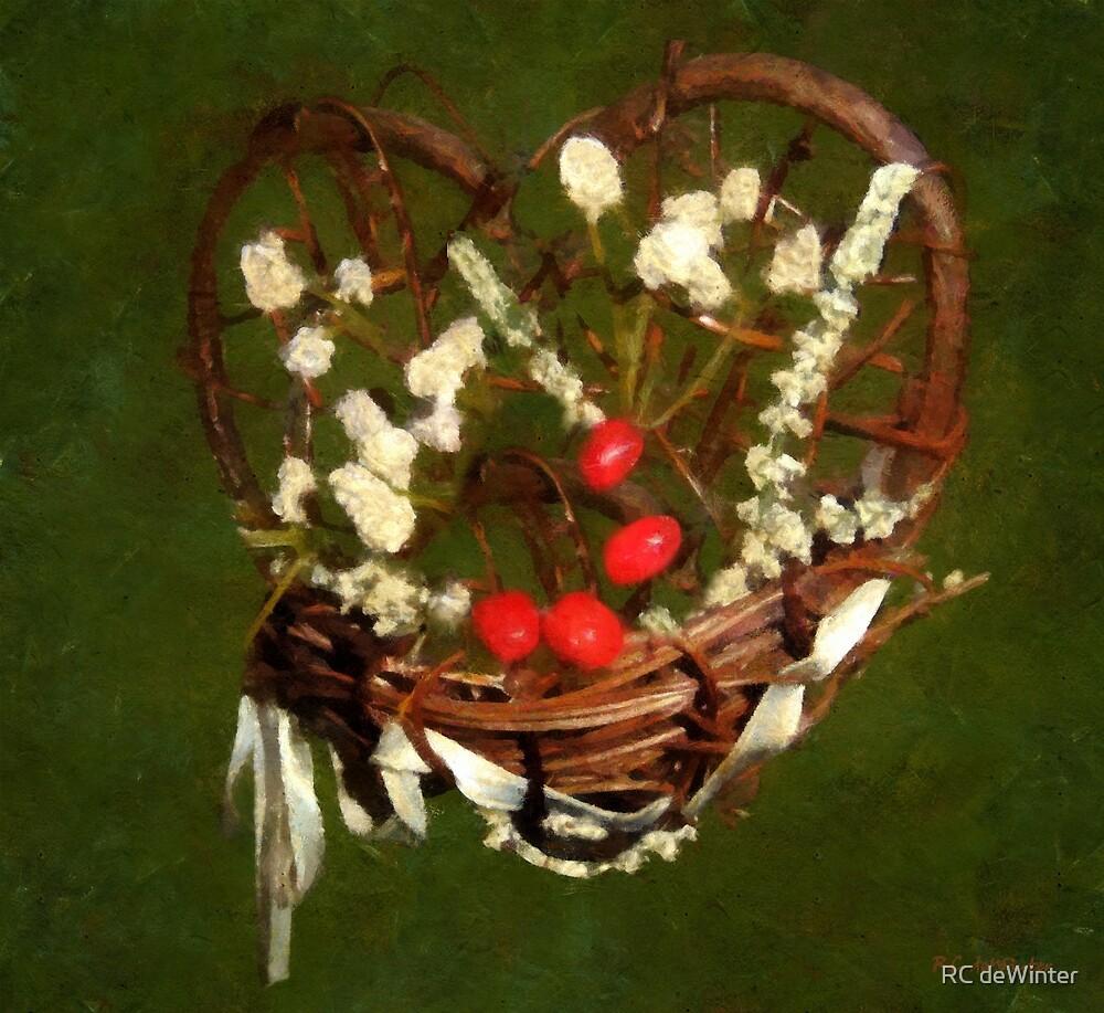 Hyacinth Heart by RC deWinter