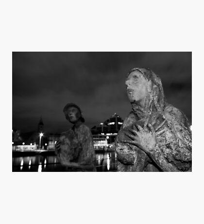 Famine Photographic Print