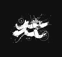 Gonzo Zodiac - Aquarius (white) Unisex T-Shirt