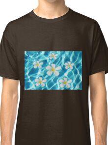 Frangipani flowers Classic T-Shirt