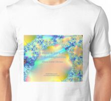 World Is But A Canvas Unisex T-Shirt