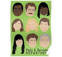 Parks Team Poster