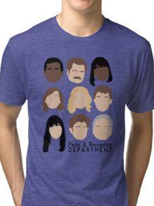 Parks Team Tri-blend T-Shirt