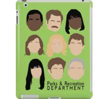 Parks Team iPad Case/Skin