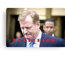 NULLIFIED - Brady is Free Canvas Print