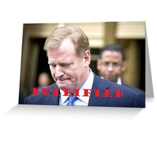 NULLIFIED - Brady is Free Greeting Card
