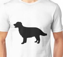 Golden Retriever Dog Unisex T-Shirt