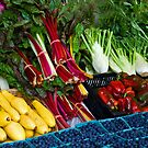 Vegies by Kathy Weaver